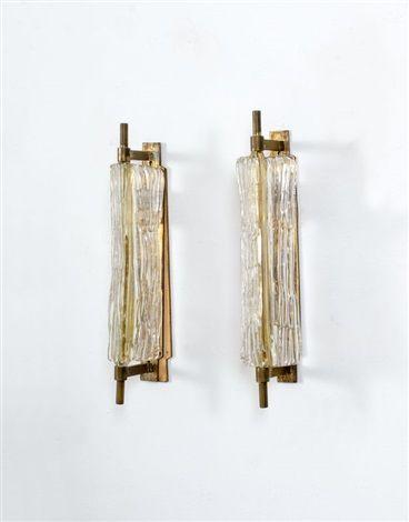 Coppia Di Lampade Da Parete By Tonizuccheri Lights Antique Pendant Light Lighting Inspiration