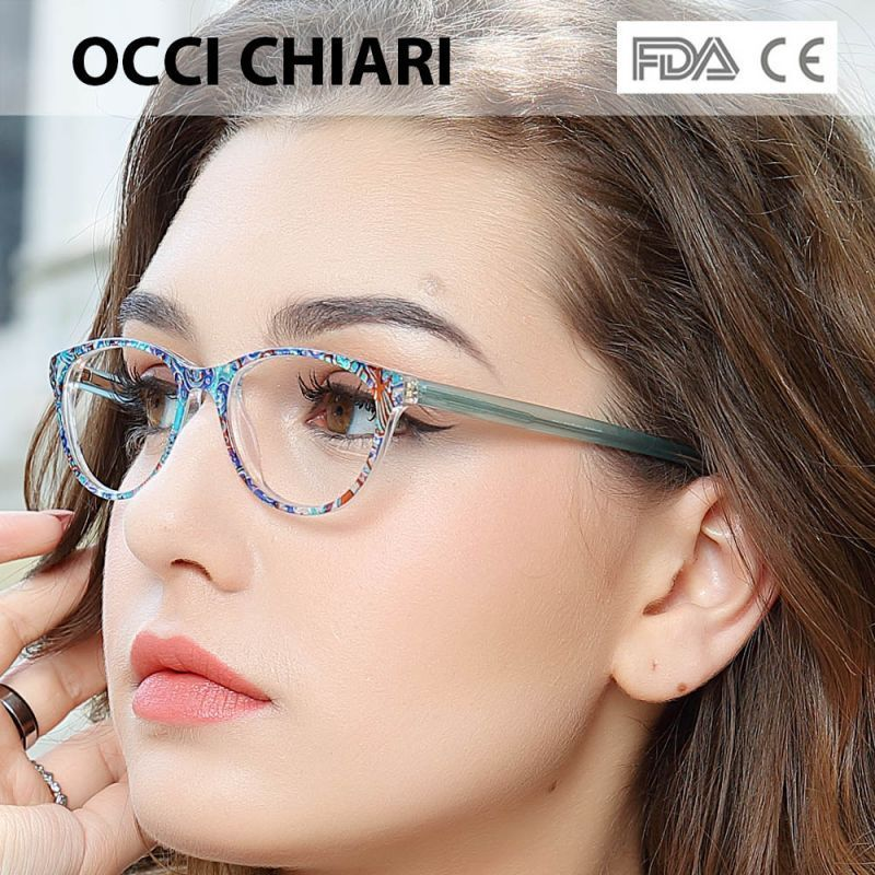 729f3b4009 Glasses clear glasses frame for girls child kid 2018 fashion eyeglasses  brand designer acetate w-canzi  frames  eyewear  accessories  women  acetate  ...
