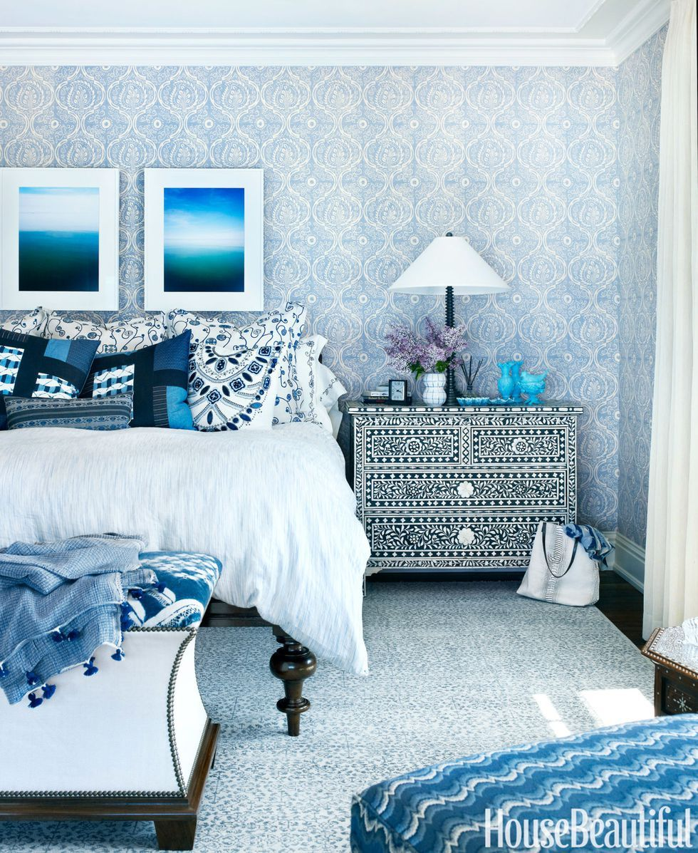 Your Favorite Rooms of the Week | Blue and white | Home ...