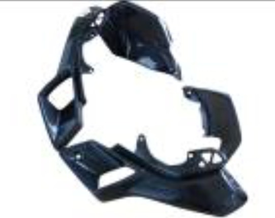 BMW R1200 GS 2013 Side Panels Carbon Fiber