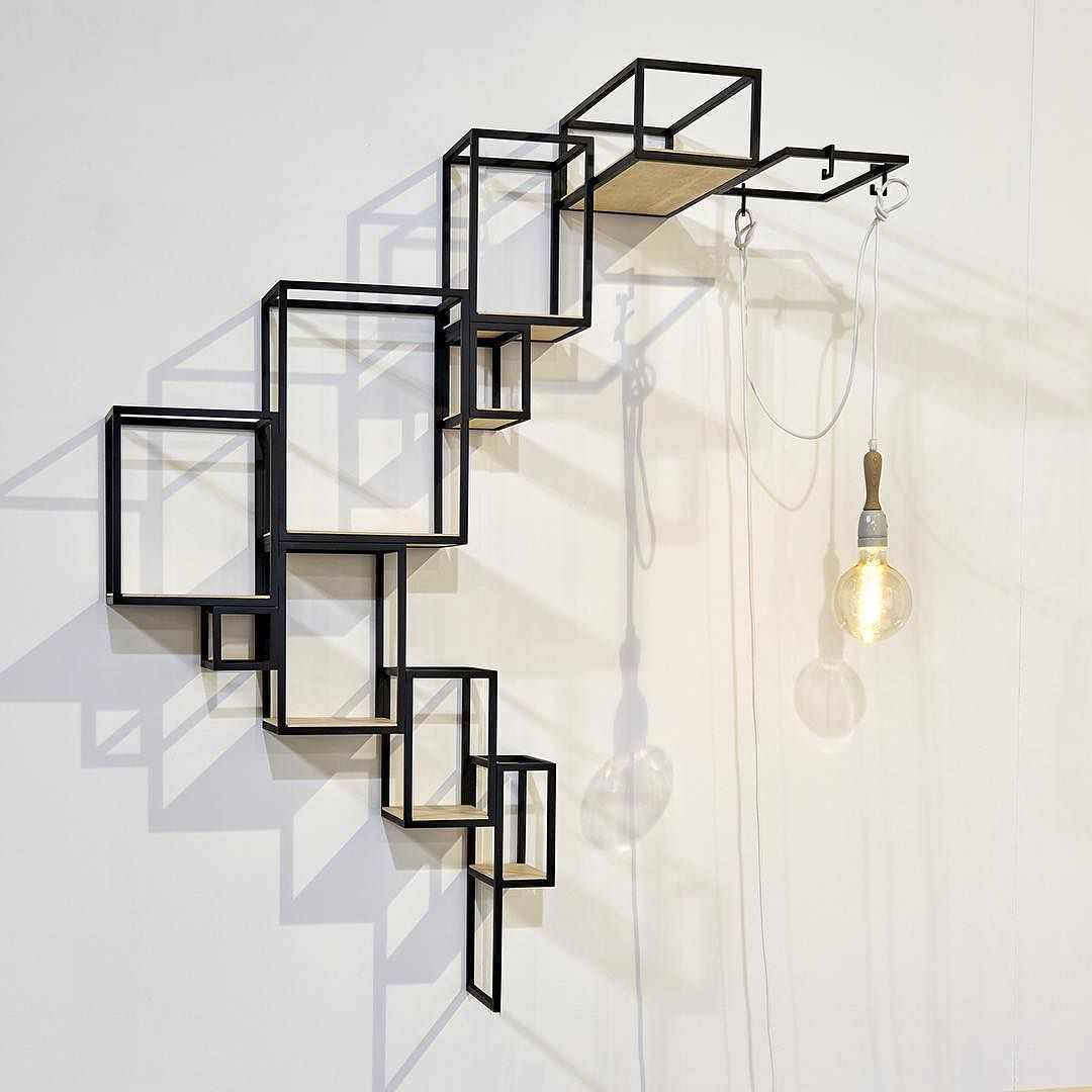 escaliers tag res lampe le combo parfait a vous. Black Bedroom Furniture Sets. Home Design Ideas