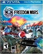 JUEGO PS VITA- FREEDOM WARS