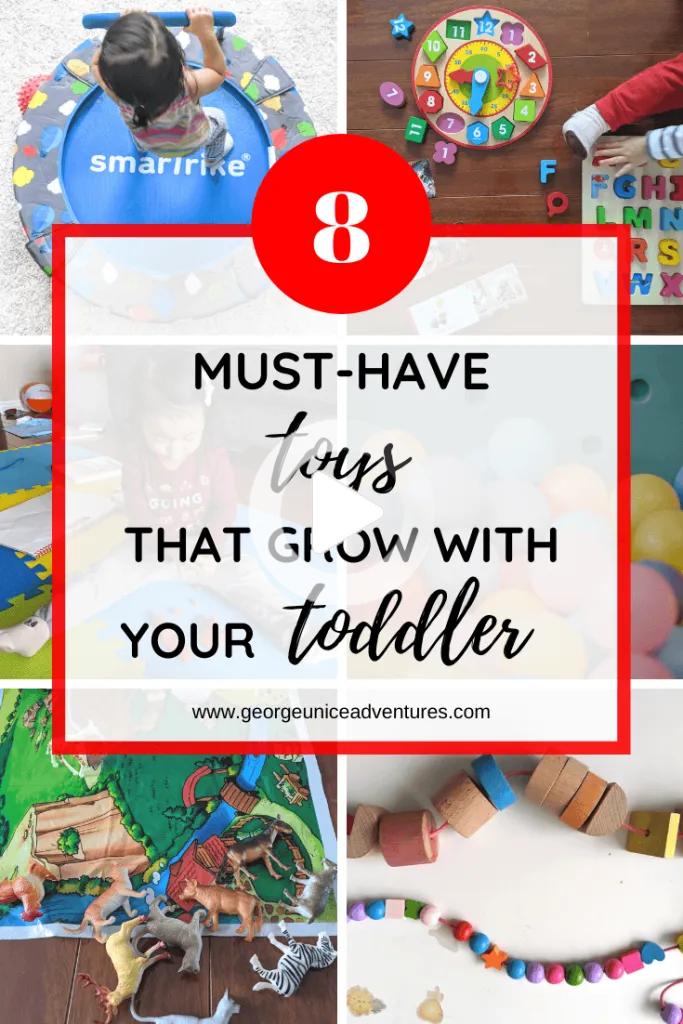 8 Toys That Grow With Your Toddler