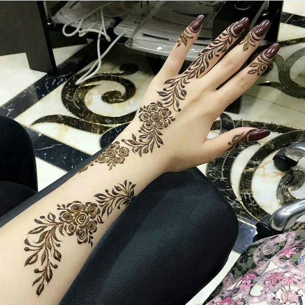 الله یسعدمن حط لایک اكتب شی تؤجر علیه شرایکم بالنقش بنات عندها مسابقات اسبوعية جوايزها Henna Designs Mehndi Designs For Hands Henna Tattoo Designs Simple