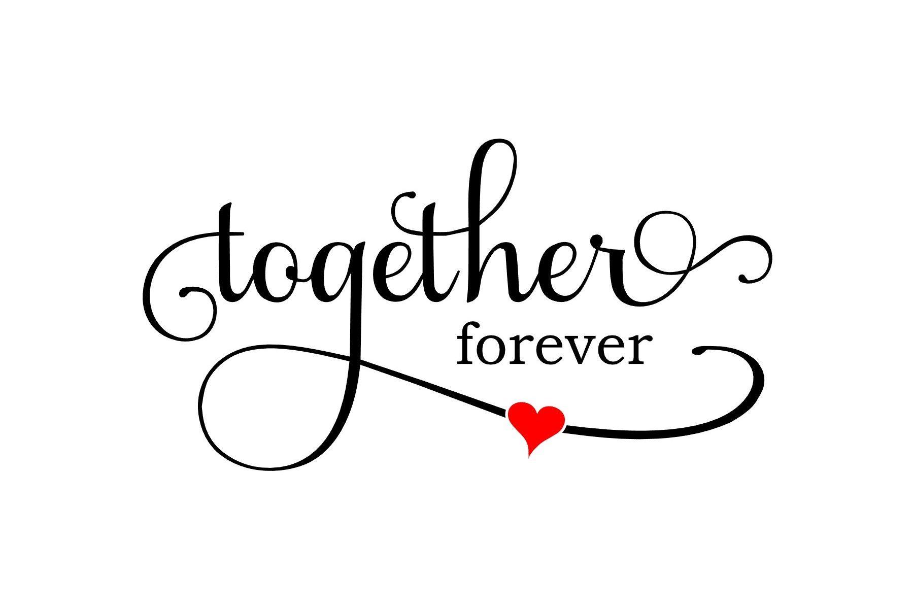 Download Together forever svg | North design, Together forever ...