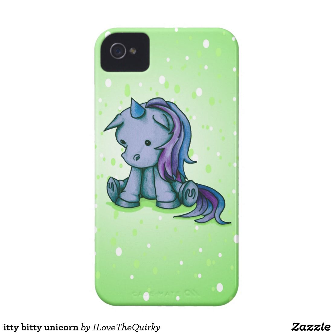 Unicorn iPhone Cases & Covers Zazzle
