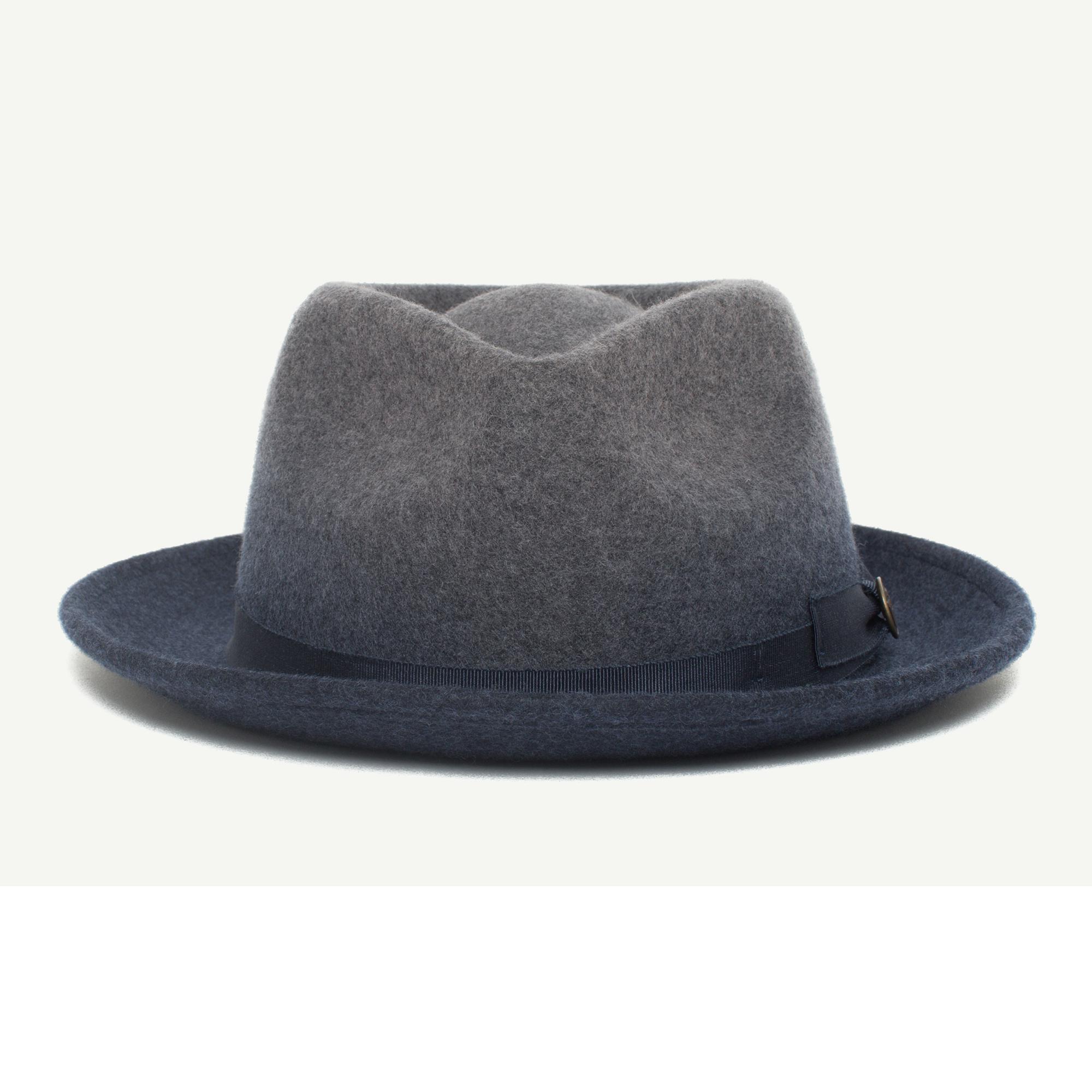 Late Night Felt Fedora Hat  6c7c6d0d0c6