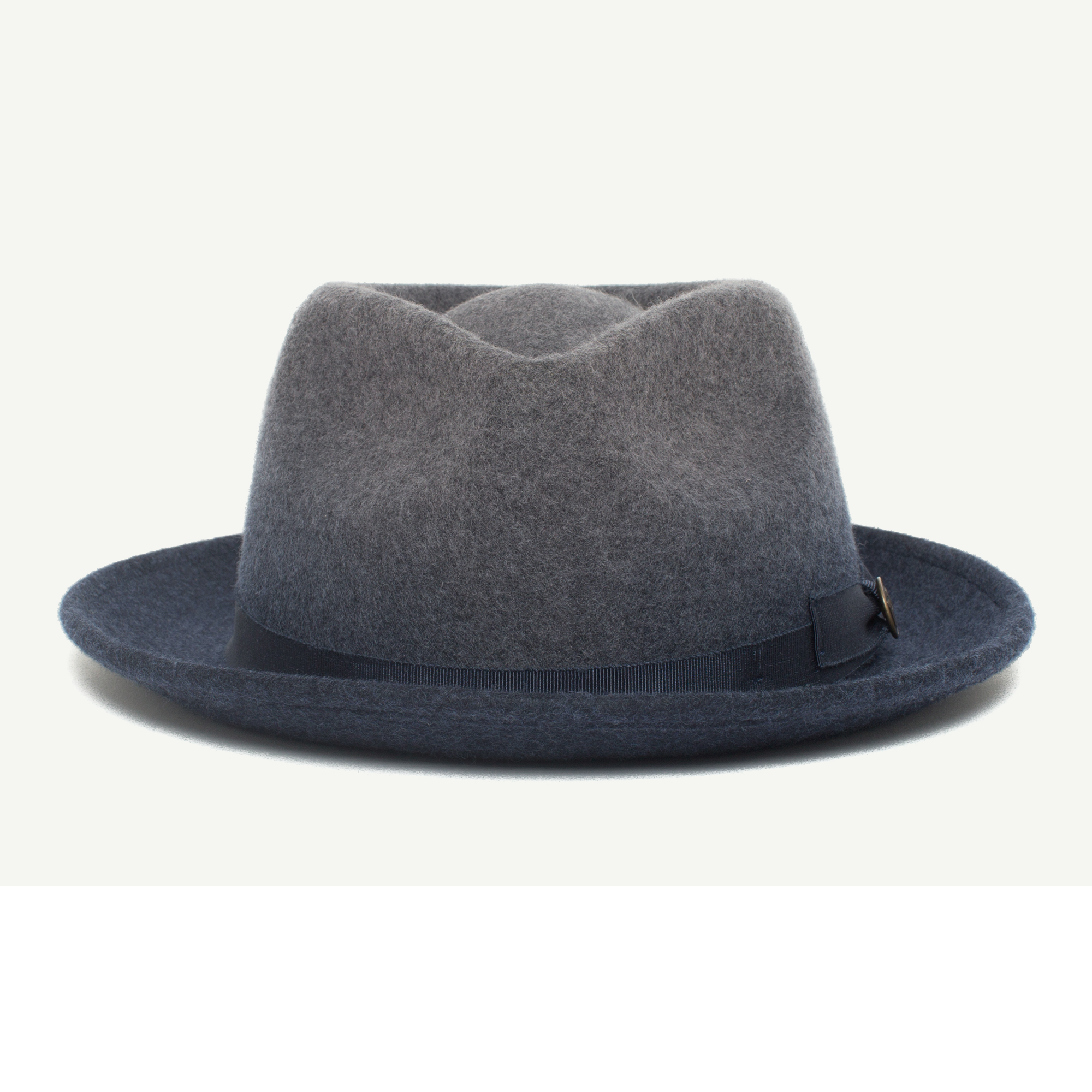Late Night Felt Fedora Hat  6c186061995f