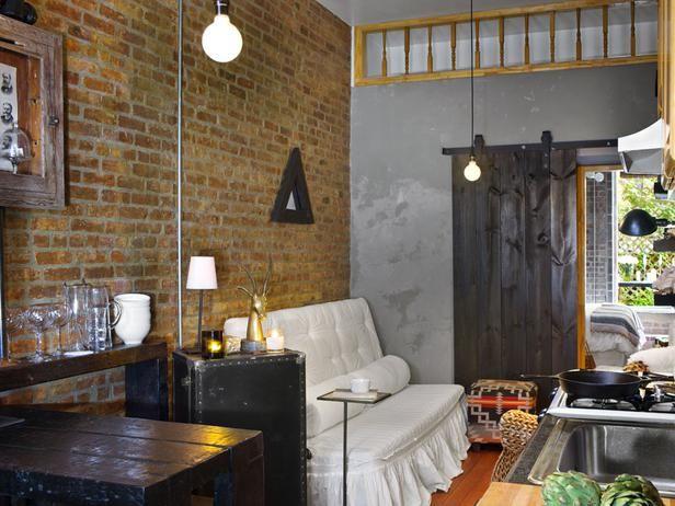 Urban Es Creative S Shotgun Style Nyc Apartment Decorating Home Garden Television
