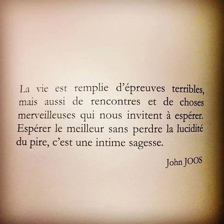 Citation Proverbe Image Description Esperer Le Meilleur French Quotes Quote Citation Words