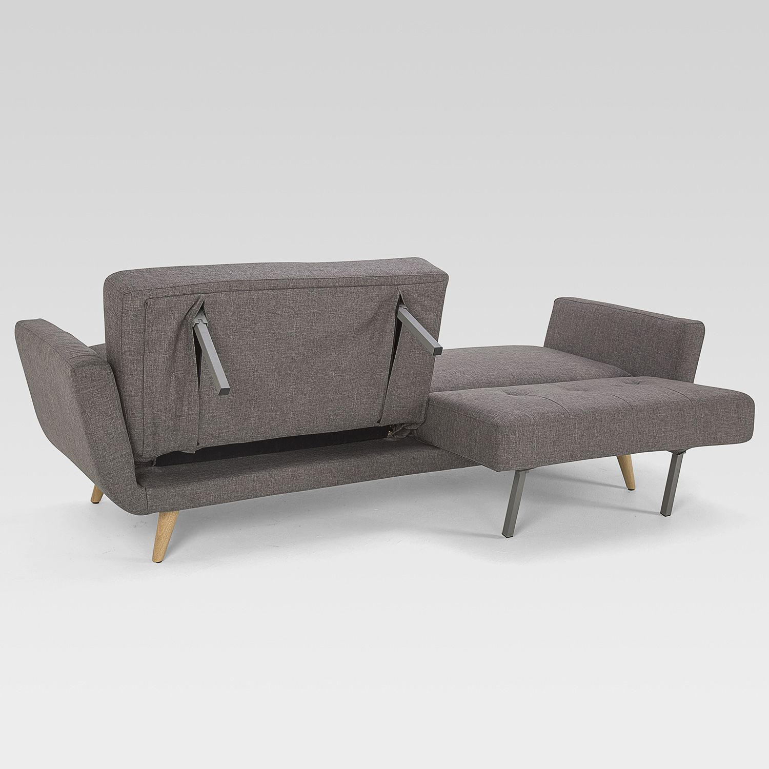 Isabella 3 Seater Fabric Sofa Bed – Next Day Delivery Isabella 3