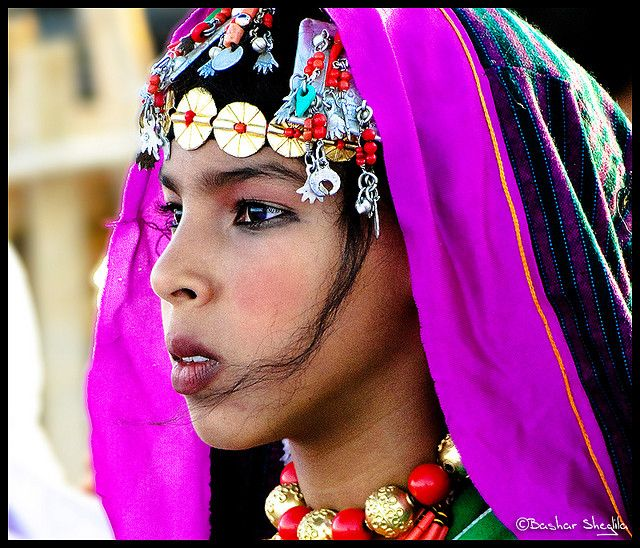 Los Bereberes, Libia