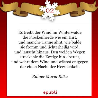 Pin Von Marianne Pellow Auf Poetry Gedicht Weihnachten