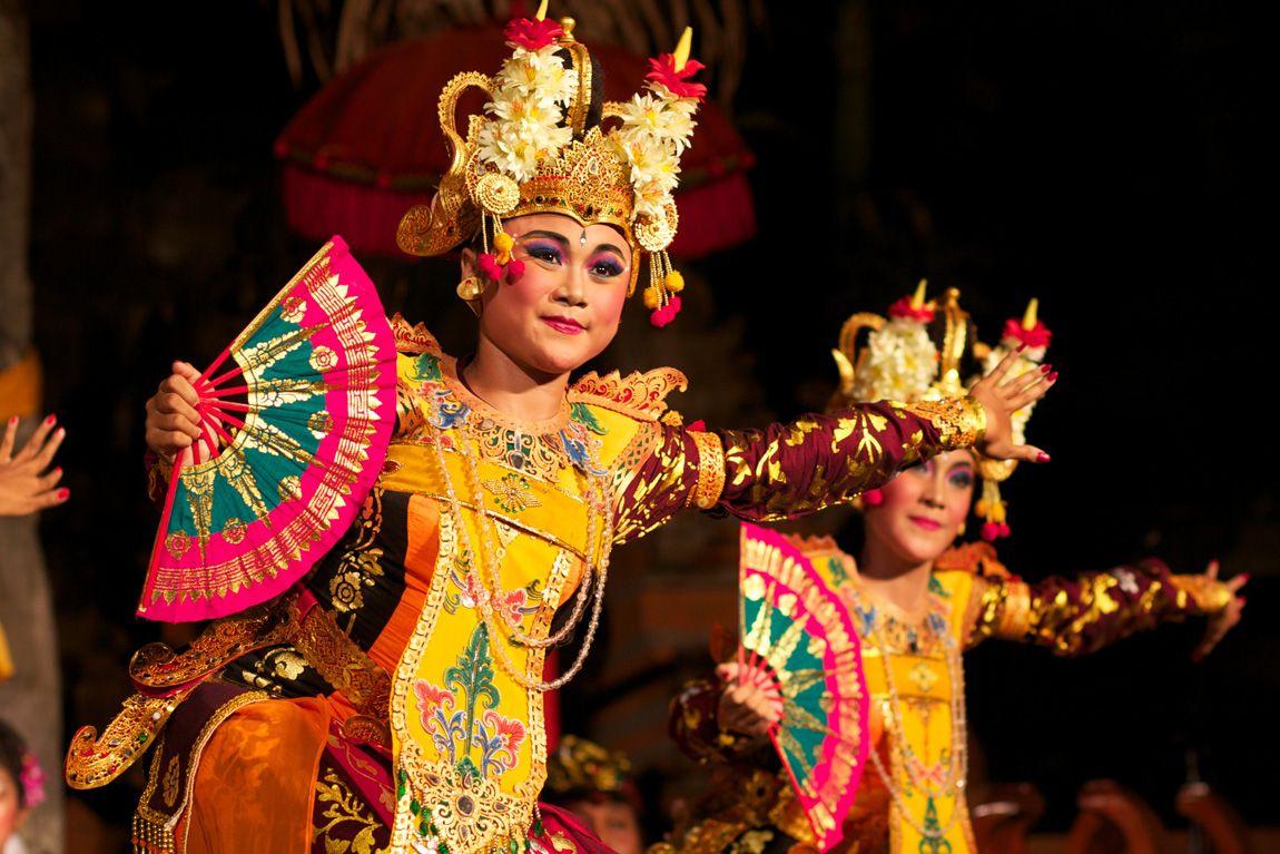 Repertoire - Tari Legong | วัฒนธรรม