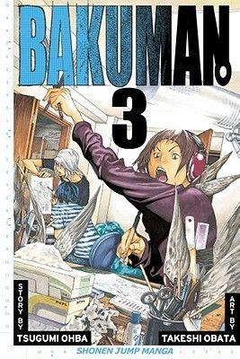 Bakuman, Volume 3: Debut and Impatience