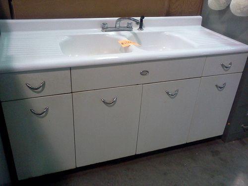 Fantastic Vintage Sink And Cabinets Kitchen Cabinets For Sale Metal Kitchen Cabinets Vintage Sink