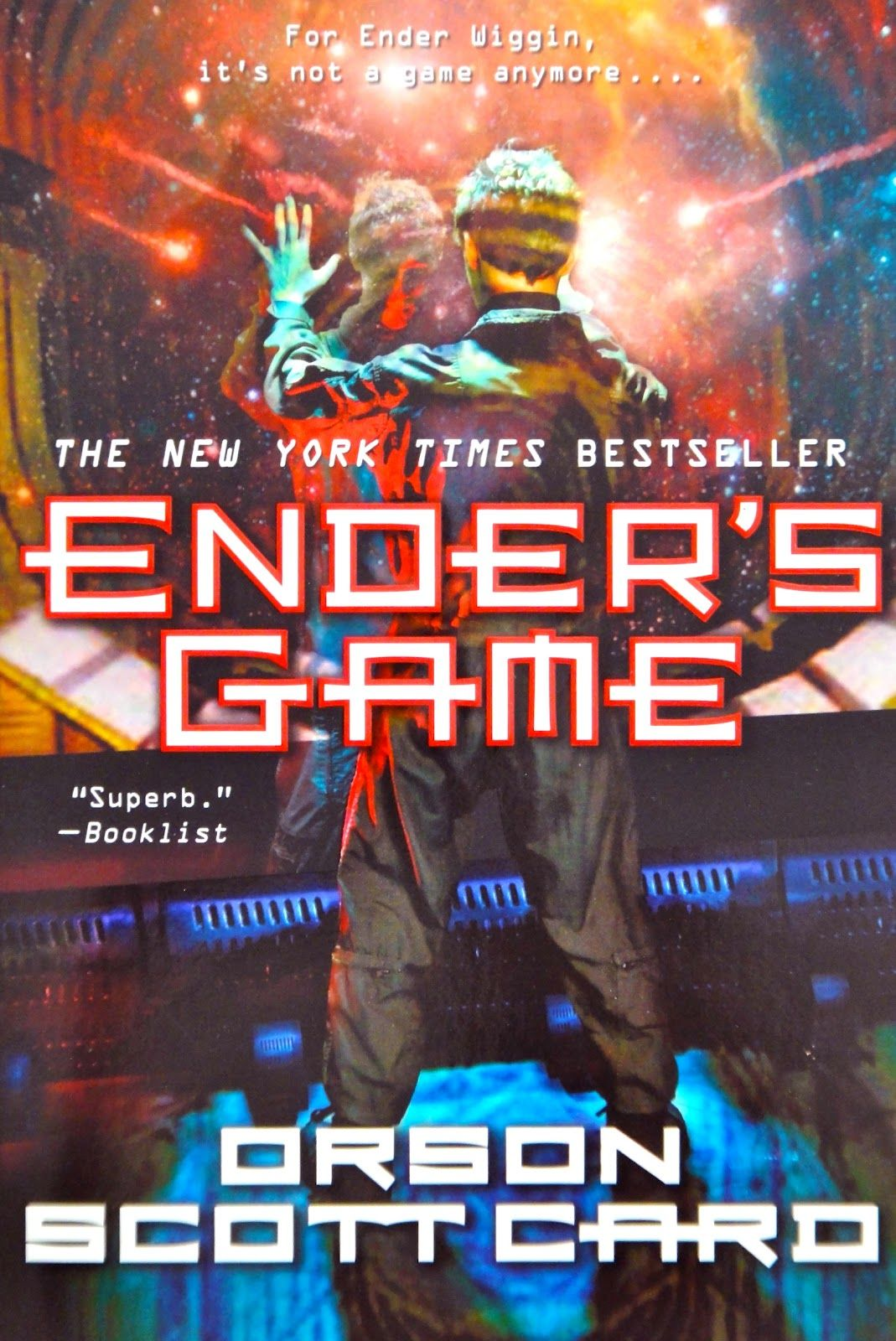 Ender's Game Book HELP!?