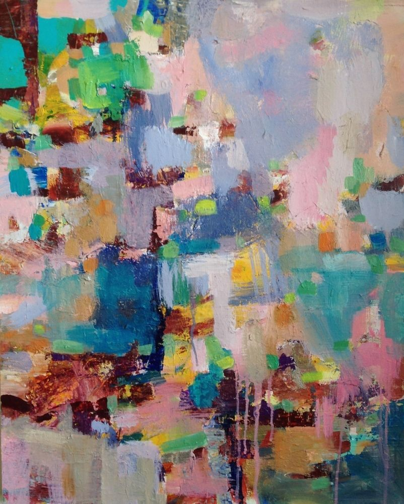 #abstractpainting Inspired Beautiful Textiles Of Morocco Specifically Colorful #