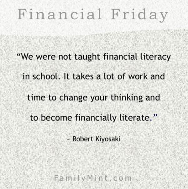Help your children achieve financial literacy and success