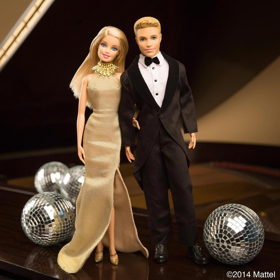 Barbie 2015 Time to reflect on the past yr & celebrate