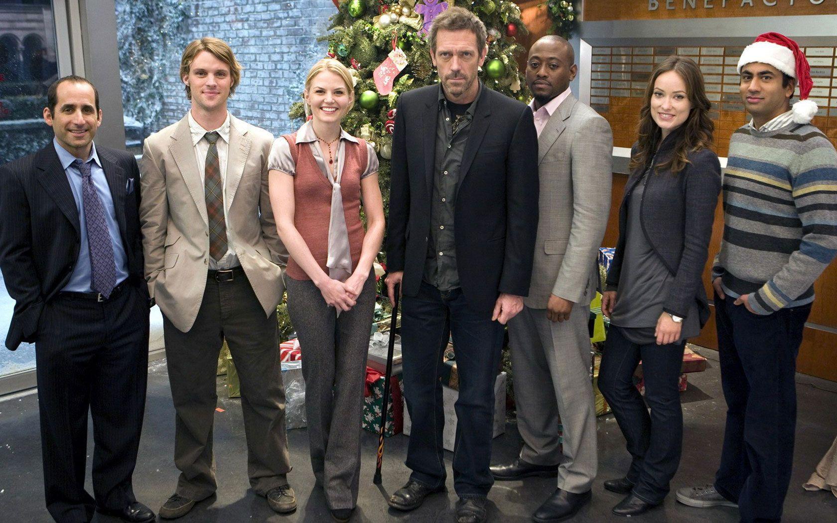 Dr House Cast Actrice, Docteur house, Série