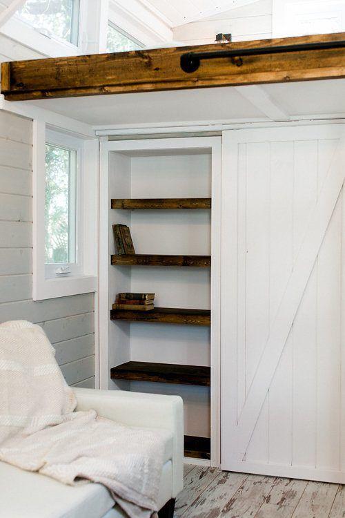 Barn door to hide \ dresser\  Sanctuary ... & Barn door to hide \