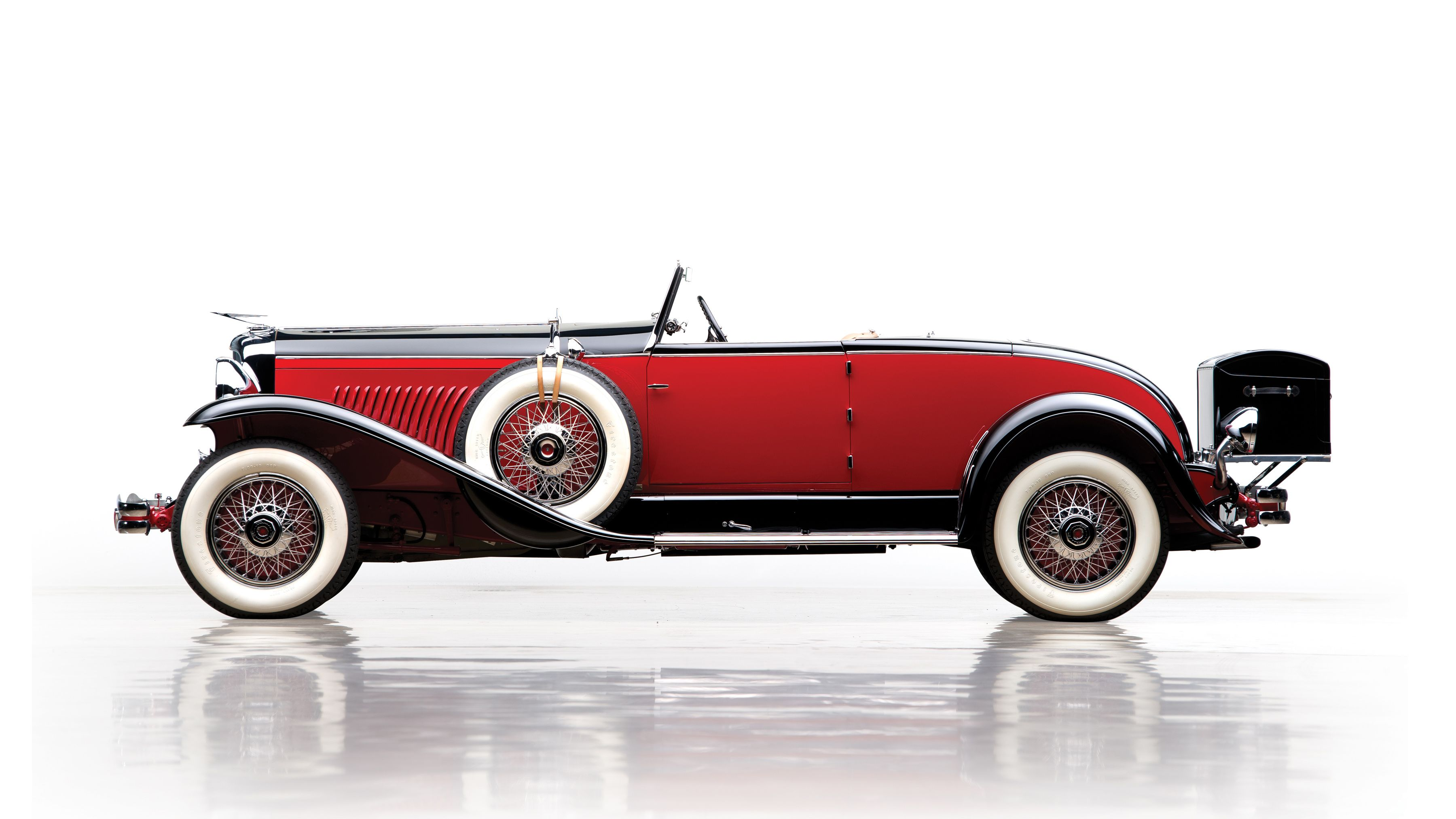 Duesenberg Model J \'Disappearing Top\' Convertible Coupe by Murphy ...