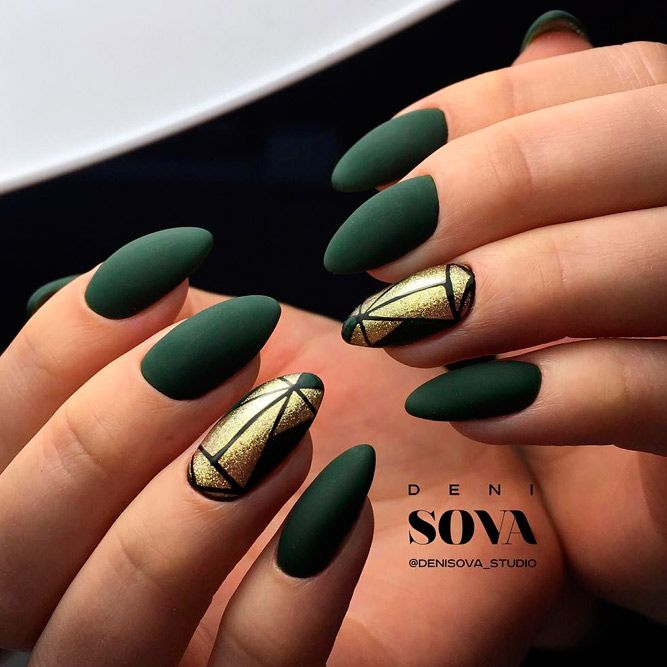 24 Variety of Almond Nail Designs for a Sophisticated Look ...