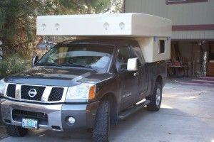 Homemade Camper Shell Designs Google Search Car Camp