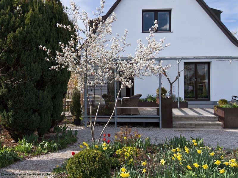 Kieswege Diy Tips Zum Garten Selbst Anlegen Im Gartenblog Geniesser