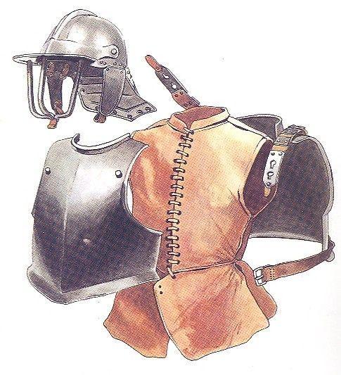 buff coat armor - Google Search