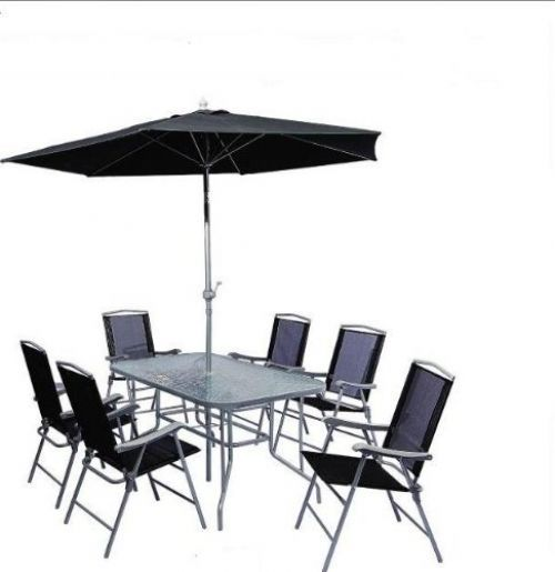 Outdoor Metal Patio Furniture Set #outdoor #patio #dining #table