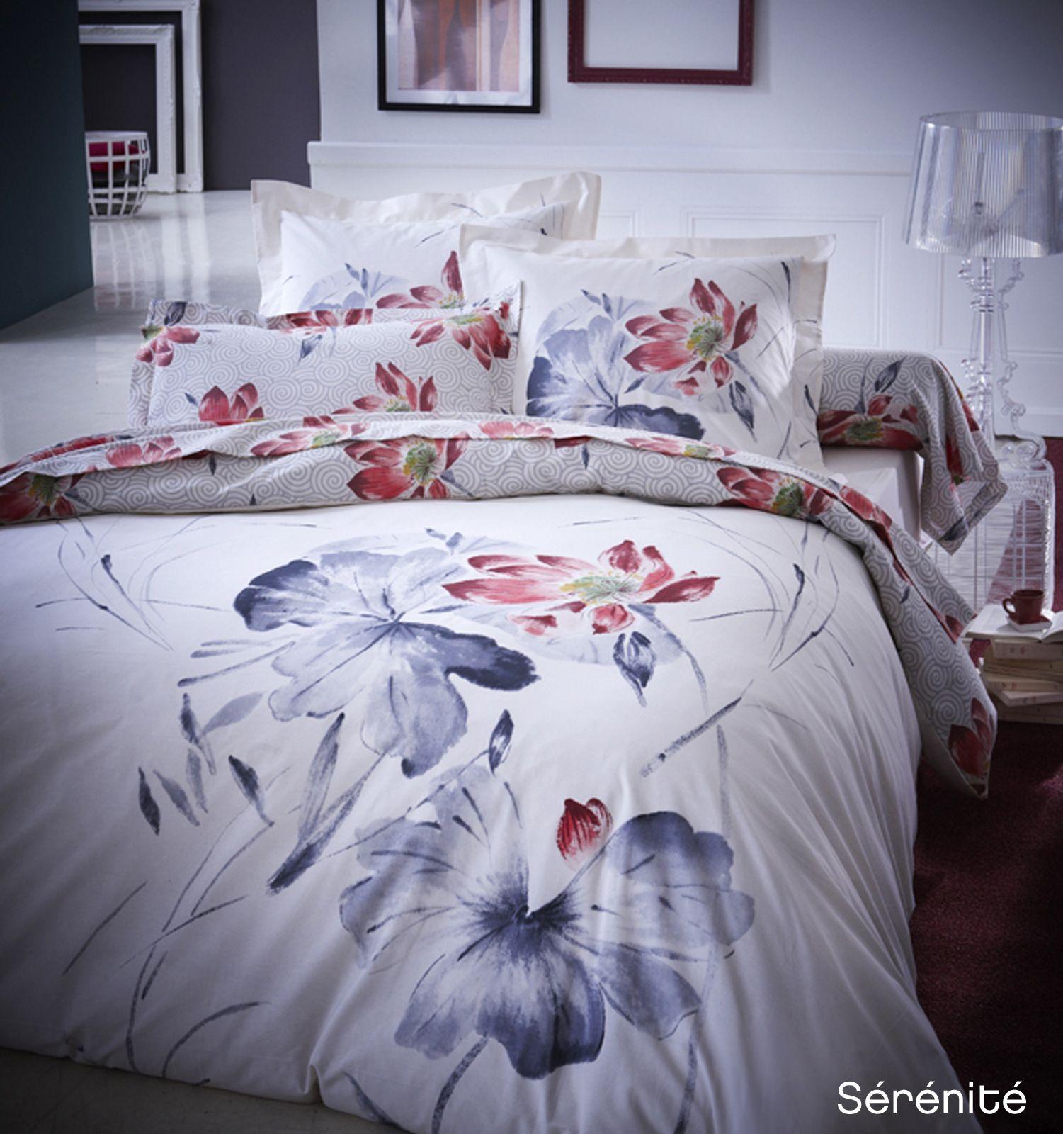 Linge de lit TRADILINGE BED LINEN Collection 2012 Made in France www ...