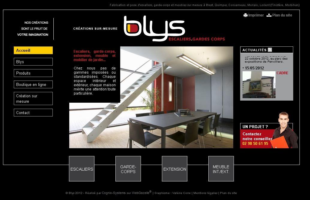 Blys Escaliers Gardes Corps Et Meubles Sur Mesure Dans Le Finistere Agencement Interieur Meubles Sur Mesure Amenagement Interieur