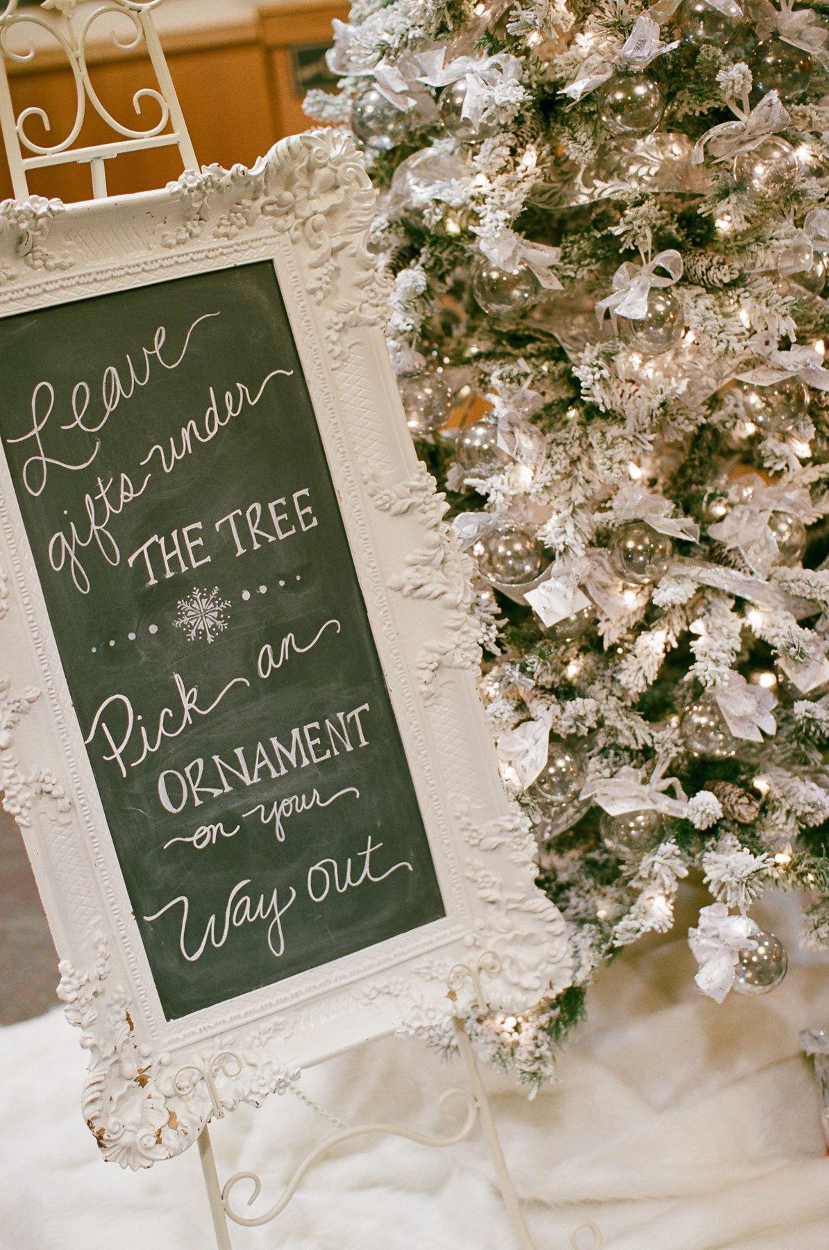 Winter Wonderland Hochzeit Fit für einen Schneekönig + Königin   – Bethany's Wedding!