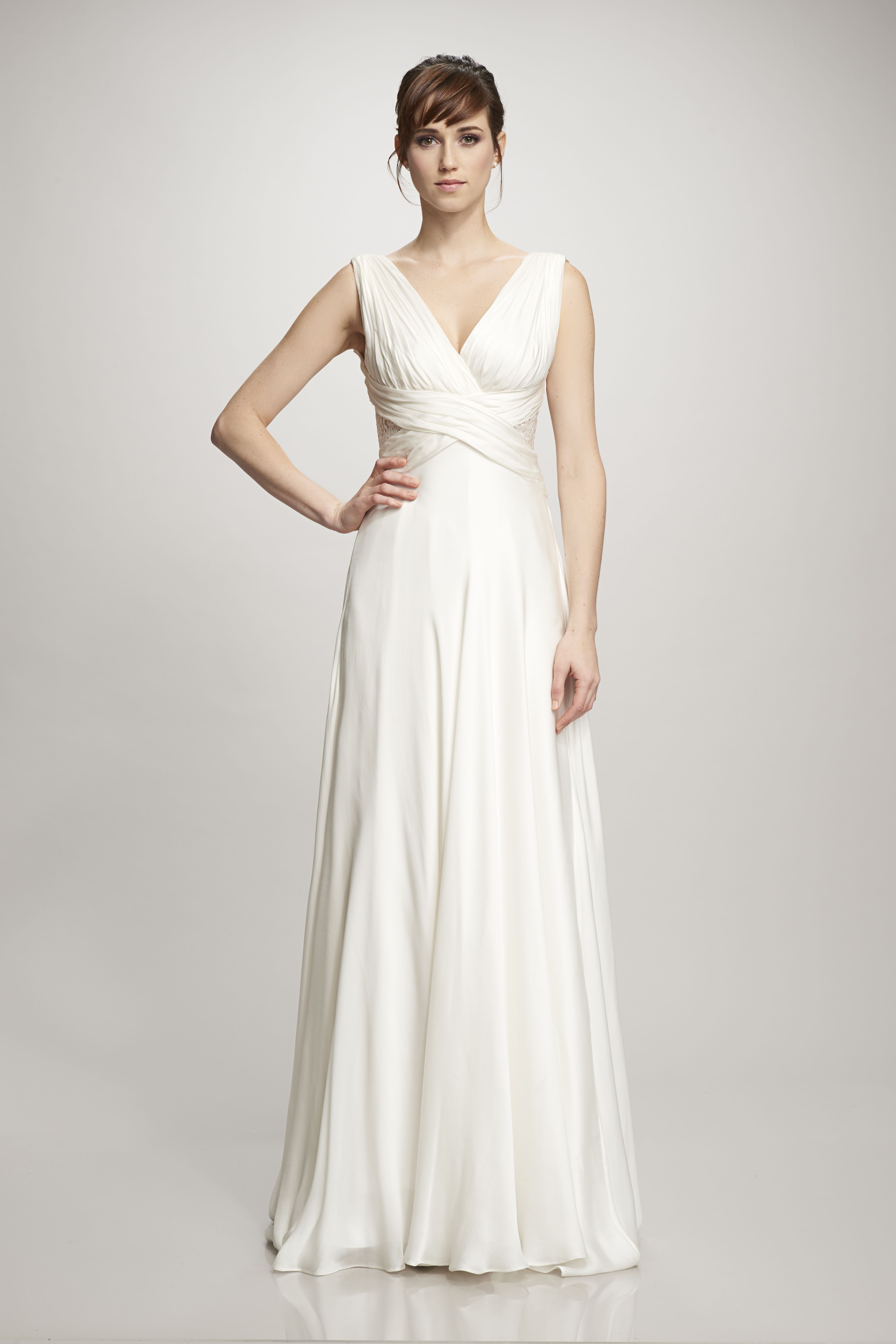 the Naomi dress by Theia available at Frock & Soul bridal boutique ...