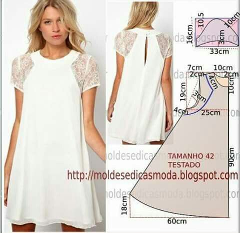 Vestito blancos