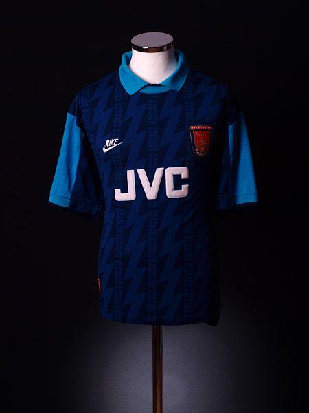 e926c2d33 1994-95 Arsenal Away Shirt
