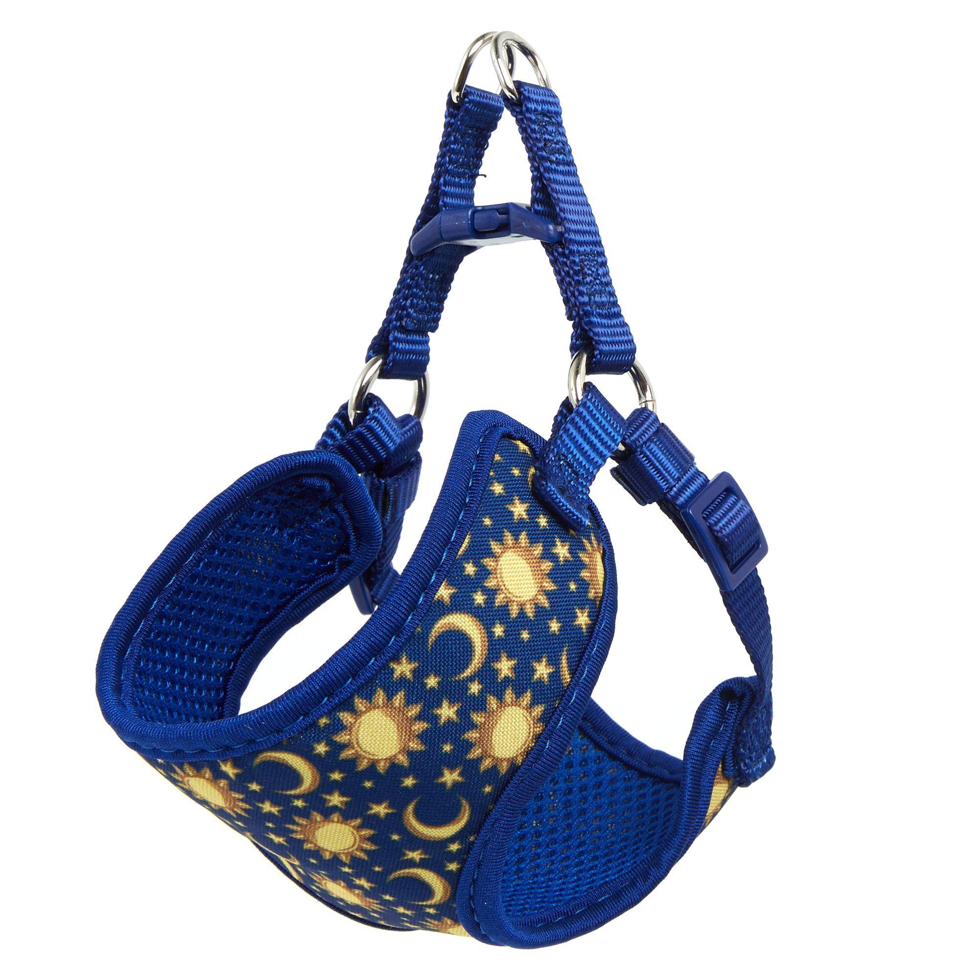 Whisker City® Moons & Stars Comfort Kitten Harness