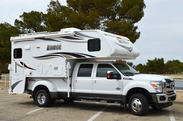2016 Lance 975 Camper Trailers Pickup Camper Truck Camper