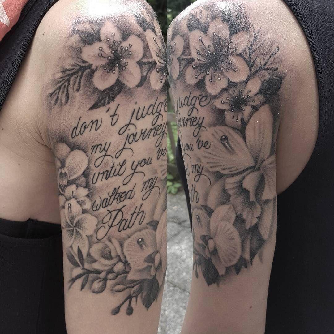 18++ Stunning Uncommon unique shoulder tattoos female image ideas