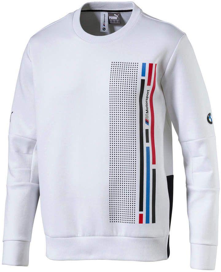 1699f55b22c678 Puma Men's Bmw Sweatshirt | Products | Puma mens, Puma sweatshirts ...
