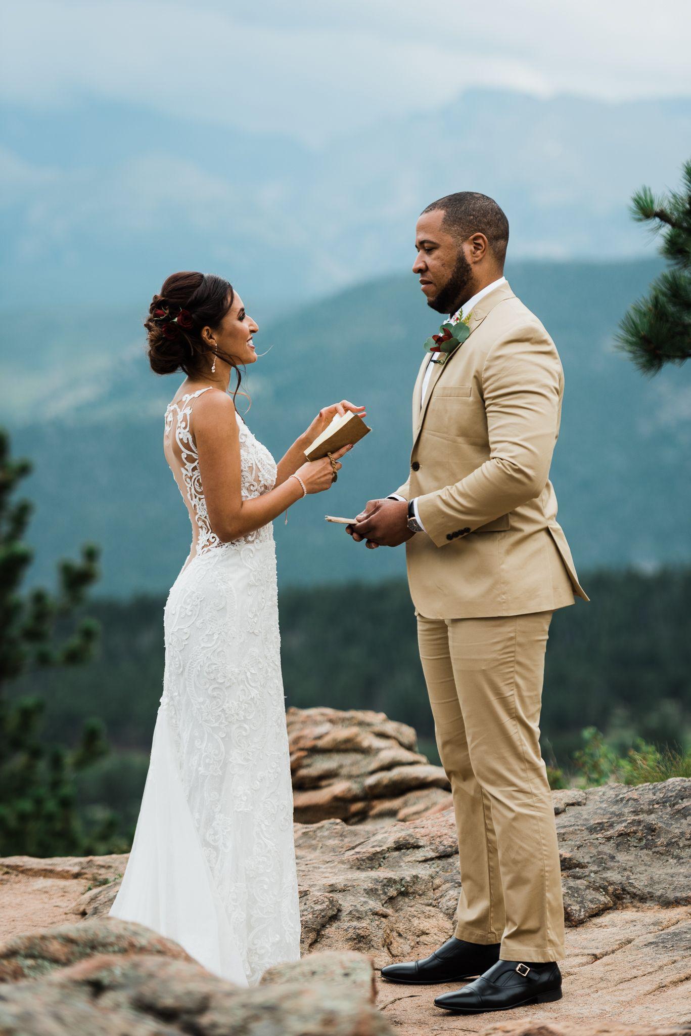 Colorado Elopement Packages Elope In Colorado The Easy Way Colorado Elopement Summer Wedding Outfits Summer Wedding Outfit Guest
