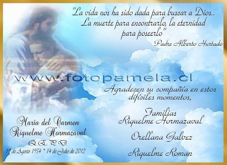Mensajes De Agradecimiento: Palabras De Agradecimientos Por Condolencias (7)
