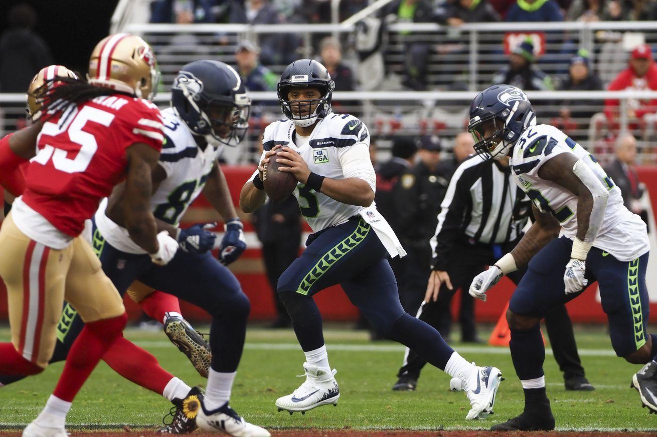 Seahawks vs. 49ers Monday Night Football open thread