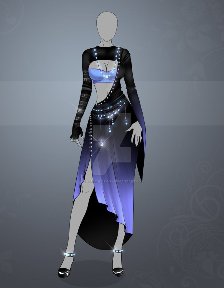 Photo of (closed) Auction Adopt – Outfit 448 by CherrysDesigns on DeviantArt