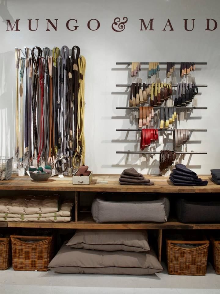 Leashes Dog Grooming Shop Pet Store Display Pet Store Ideas