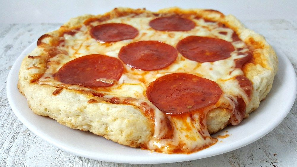 Easy no yeast pizza dough recipe for one pizza recipes