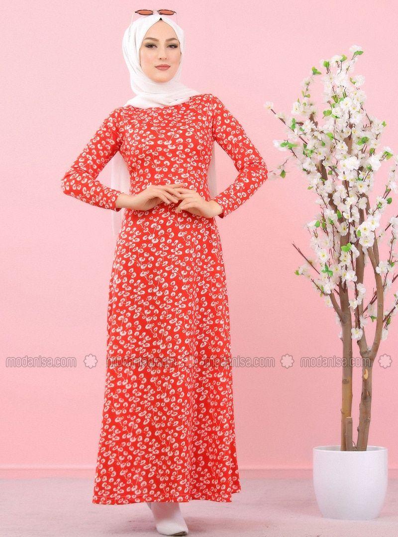 En Guzel Tesettur Elbise Modelleri Cicekli Elbise Kirmizi Https Ift Tt 33su8g0 2020 Cicekli Elbise Elbise Elbise Modelleri