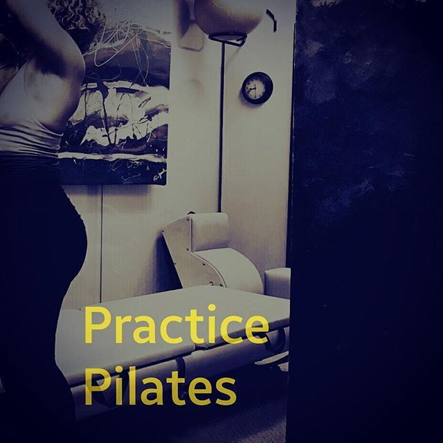 """Did you know you can practice a little bit of #Pilates everyday and really change the way you feel? Seriously!  Teachers, students and practitioners alike can find a way to do a """"little something"""" for themselves everyday to completely change and challenge the self. http://bit.ly/1U0UI34"""